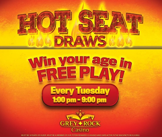 Hot Seat Draws