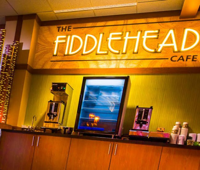 Café FiddleHead
