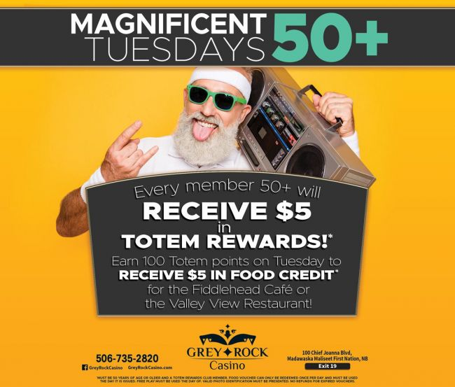 Magnificent Tuesdays