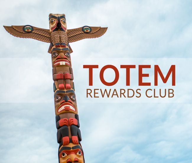 Totem Rewards Club